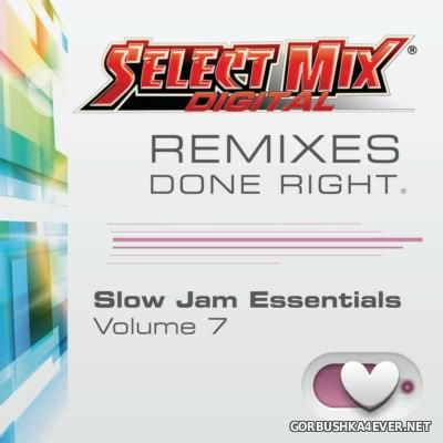 [Select Mix] Slow Jam Essentials vol 07 [2014]