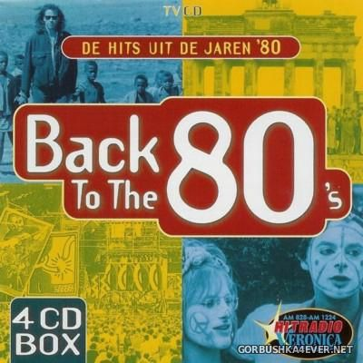 Back To The 80's [1996] / 4xCD