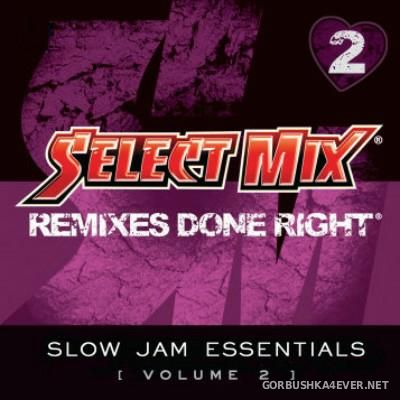 [Select Mix] Slow Jam Essentials vol 02 [2007]