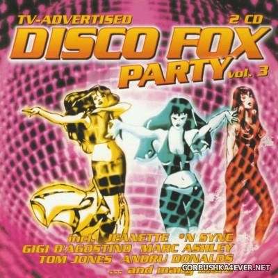 Disco Fox Party vol 3 [2001] / 2xCD