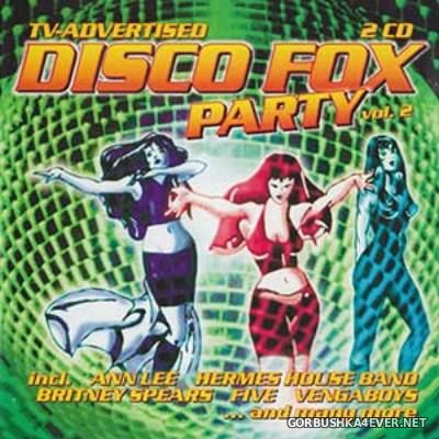 Disco Fox Party vol 2 [2000] / 2xCD