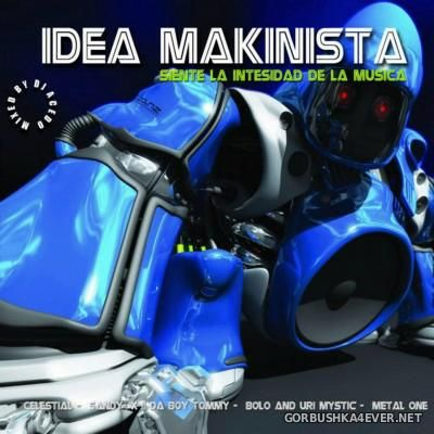 Idea Makinista 2015 Mixed by DJ Acedo