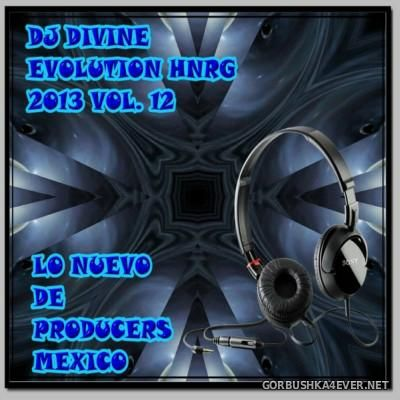 DJ Divine - HNrg Evolution 2013-12