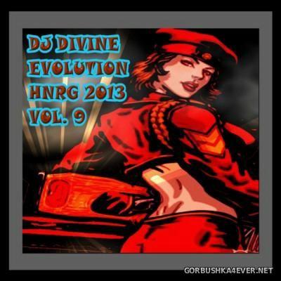 DJ Divine - HNrg Evolution 2013-09