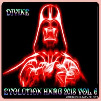 DJ Divine - HNrg Evolution 2013-06