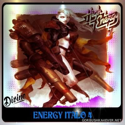 DJ Divine - Energy Italo Mix 4 [2016]