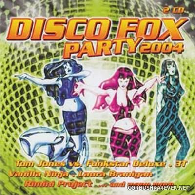 Disco Fox Party 2004 / 2xCD