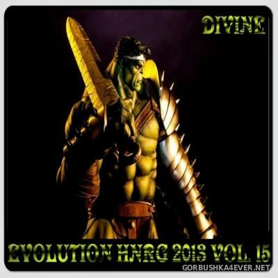 DJ Divine - HNrg Evolution 2013-15