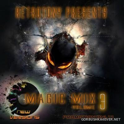 Retrotony presents Magic Mix vol 03 [2016]