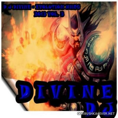 DJ Divine - HNrg Evolution 2013-03