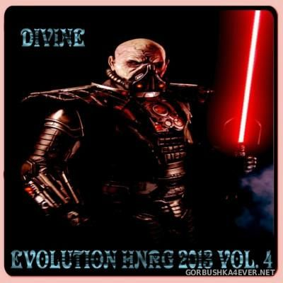DJ Divine - HNrg Evolution 2013-04