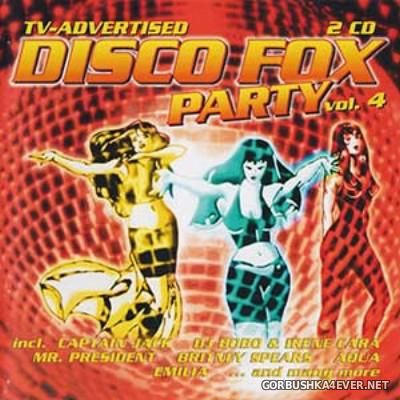 Disco Fox Party vol 4 [2001] / 2xCD