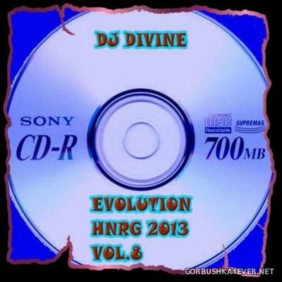 DJ Divine - HNrg Evolution 2013-08