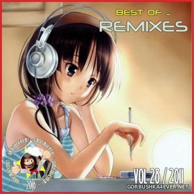 Best Of Remixes vol 28 [2011]