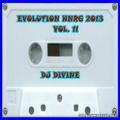 DJ Divine - HNrg Evolution 2013-11