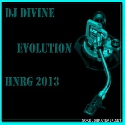 DJ Divine - HNrg Evolution 2013-05
