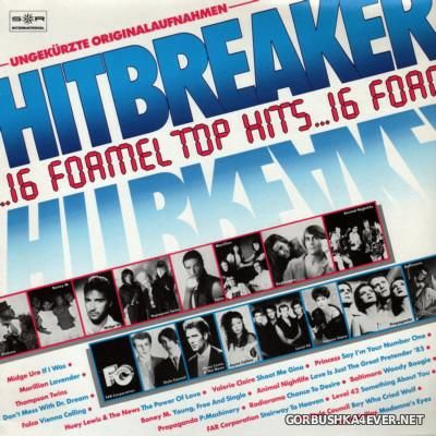 Hitbreaker - 16 Formel Top Hits 1986.4