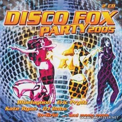 Disco Fox Party 2005 / 2xCD