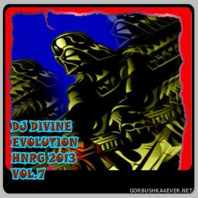 DJ Divine - HNrg Evolution 2013-07