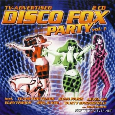 Disco Fox Party vol 1 [1999] / 2xCD