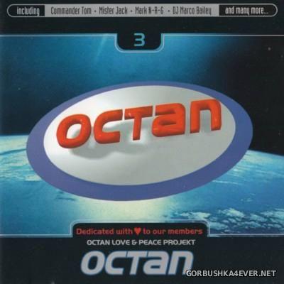 [Dogondke Media] Octan volume 03 (1995)