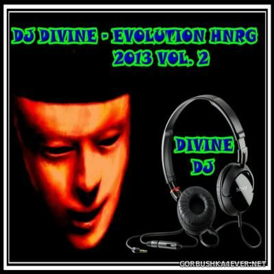 DJ Divine - HNrg Evolution 2013-02