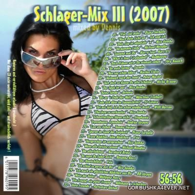 DJ Dennis - Schlager Mix vol 3 [2007]