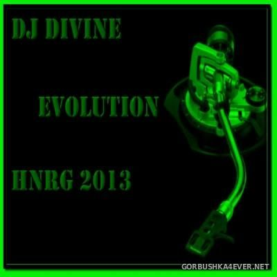 DJ Divine - HNrg Evolution 2013-01