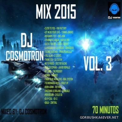 DJ Cosmotron - Mix 2015.03