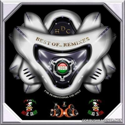 Best Of Remixes vol 104 [2016]