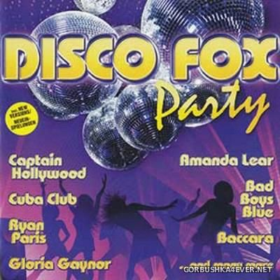 Disco Fox Party 2008 / 2xCD
