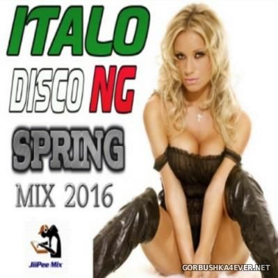 Italo Disco NG Spring Mix 2016 by JiiPee Mix