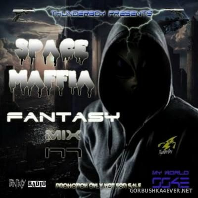 Fantasy Mix vol 177 - Space Mafia [2016]