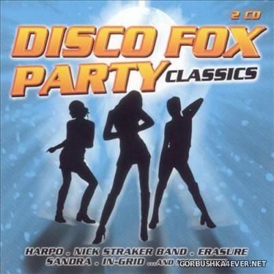 Disco Fox Party Classics [2005] / 2xCD