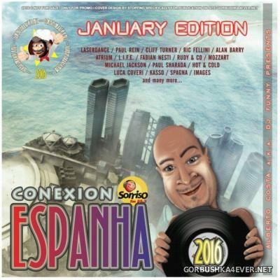 DJ Funny - Conexion Espanha Mix [2016] January Special