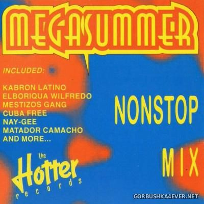 The Hotter Records presents Megasummer Nonstop Mix [1995]