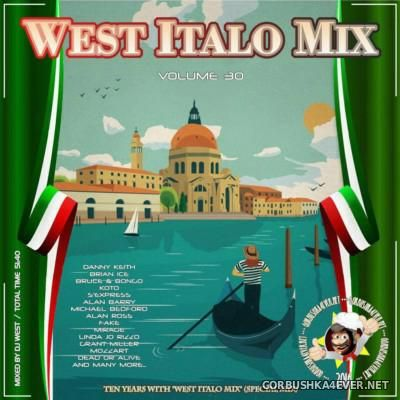 DJ West - West Italo Mix vol 30 [2016]