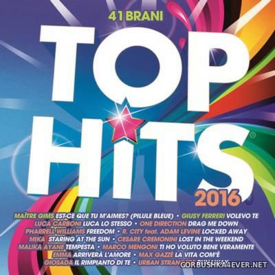 Top Hits 2016 [2016] / 2xCD
