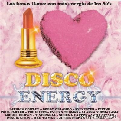 [Blanco Y Negro] I Love Disco Energy vol 01 [2003] / 2xCD