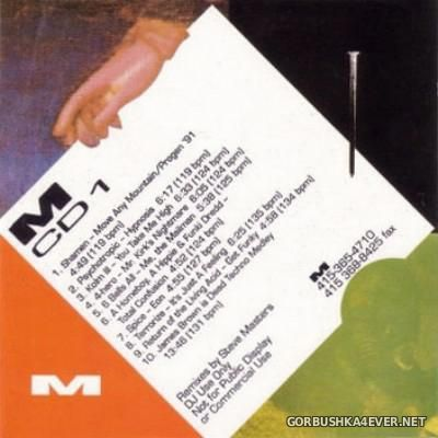 M (Steve Masters Remixes) CD1 [1992]