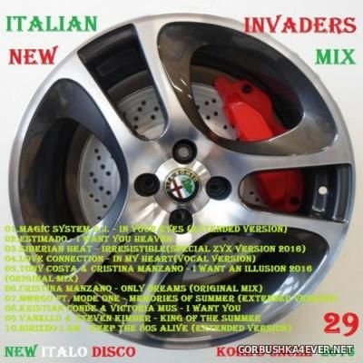 Italian Invaders New Mix (part 29) [2016] by Kohl's Uncle