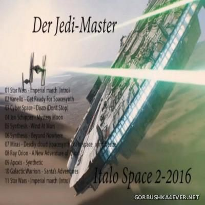 Der Jedi Master Italo Space Mix 2016.2