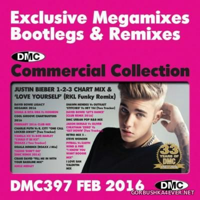 DMC Commercial Collection 397 [2016] February / 2xCD