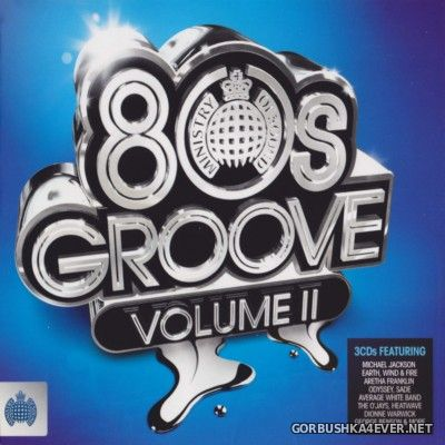 [Ministry Of Sound] 80s Groove vol 02 [2011] / 3xCD