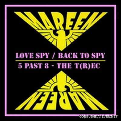 Mike Mareen - Love Spy & Back To Spy [2016]