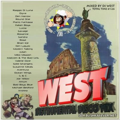 West Instrumental Disco Mix [2016]