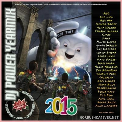 DJ Power - YearMix 2015