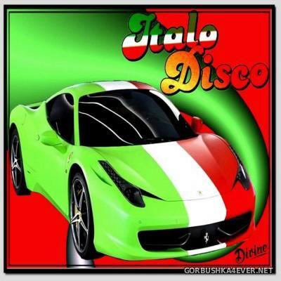DJ Divine - Italo Disco Mix 2016