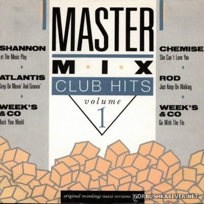 [Atoll Music] Master Mix Club Hits vol 1 [1988]