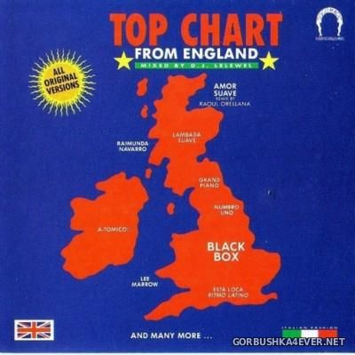 [Discomagic] Top Chart From England [1989] Mixed by DJ Lelewel